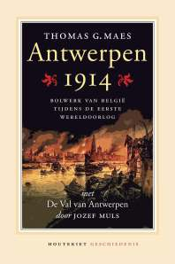 Maes, Antwerpen 1914