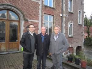 Wim Delvoye, Dany Cottenie en professor Hendrickx