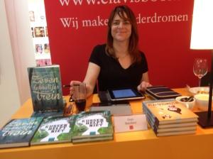 Foto: Roos Groeneke - boekenbeurs 2013